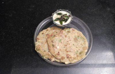 Madurai Kitchen Adai Dosa