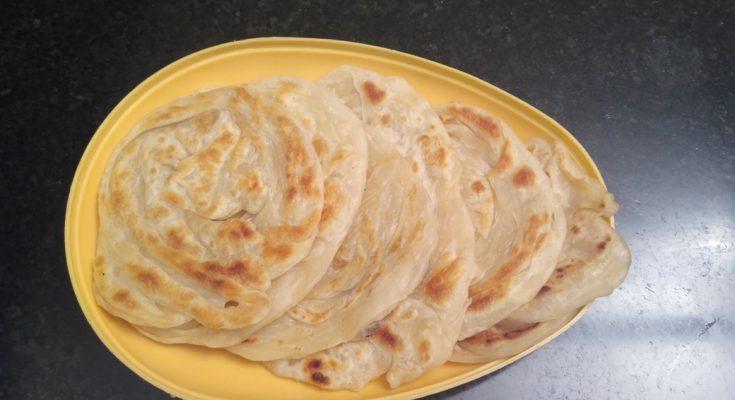 Madurai Kitchen Parotta
