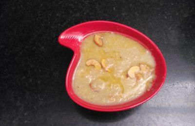 Madurai Kitchen Thinai Payasam