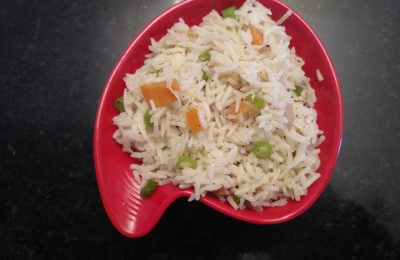 Madurai Kitchen Veg Fried Rice
