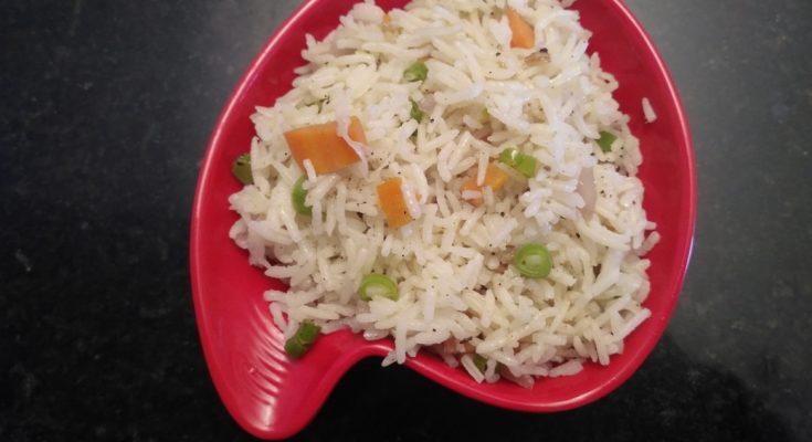 Madurai Kitchen Veg Fried Rice