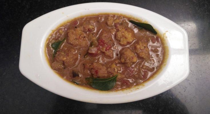 Madurai Kitchen Vadacurry
