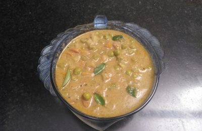 Madurai Kitchen Vegetable Kuruma