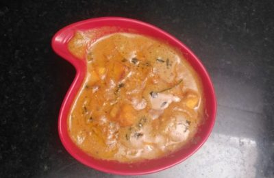 Madurai Kitchen Paneer Butter Masala