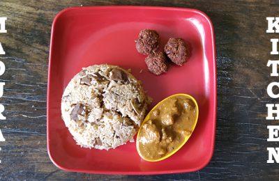 Mutton Briyani Madurai Kitchen