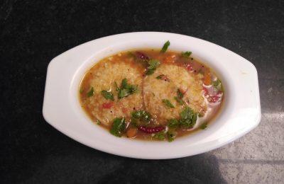 Madurai Kitchen Idli Sambar
