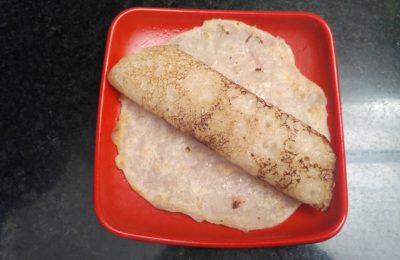 Madurai Kitchen Sweet Maida Dosa
