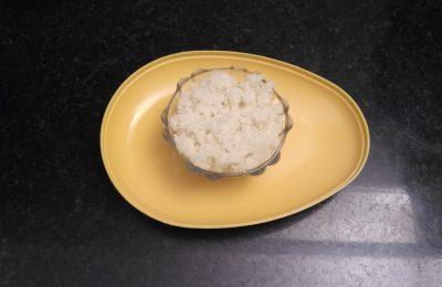 Arisi Maavu Puttu - Rice Flour Puttu