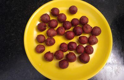 Madurai Kitchen Sesame ball
